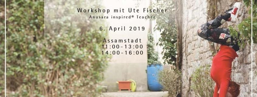 Yoga als Weg - Workshop in Assamstadt mit Ute Fischer